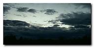 cesta do práce...pozitivní nebe...