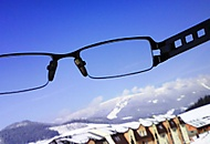 View wihout glasses...