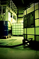 chemical factory (micone) - Sony Ericsson Xperia mini