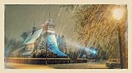 Sněží.... (liil) – Sony Xperia M4 Aqua