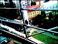 Pohled z okna2