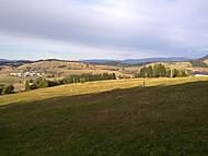Nad jednou z najvyššie položených obcí Slovenska