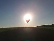 Zapadající balón