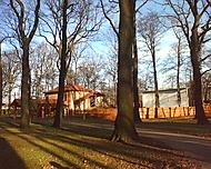 Amfiteátr v bohumínském parku