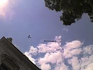 letadlo v Litomyšli