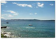 Pohľad na ostrov Krk