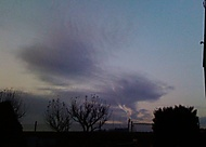 Vidíte to mrakové letadlo?