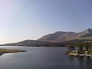 Connemara (Irsko) Duben 2010