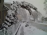 ulice v zimě 20.3.07