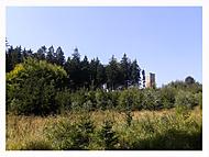 Cesta na hrad Orlík