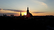Sunrise over Trnava (sie65) - Samsung Galaxy S5 mini