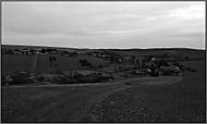 Malebná vesnička Mouřínov