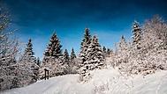 Beskydy v zimě