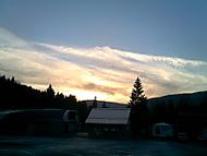 Západ sluníčka