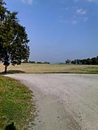 Road to Javorový