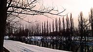 Zimná krása cez optikou iPhonu