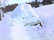 Vzpomínka na zimu před 2-ma roky ( foto 1 )