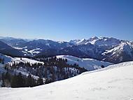 alpské panorama
