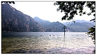 Jezero Theesee v Rakousku