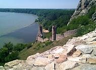 Hradby Devína nad sútokom Moravy a Dunaja