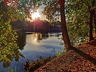 Začínající podzim
