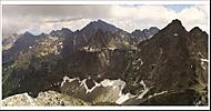 pohľad z Rysov (cca 2500m)