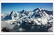 Alpský pohled