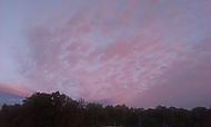 podzimni nebe