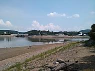 brněnská přehrada 2009