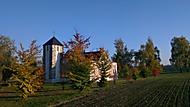 Podzim u kaple