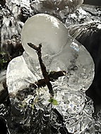 Ledová nádhera