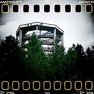 Stezka v korunách stromů