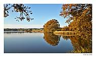 Podzim na rybníku