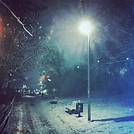 Zimní - Letná.
