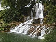Vodopád v Lúčkach