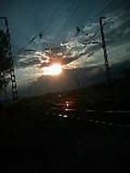 zaapad slnka:D
