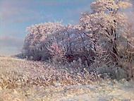 Mráz a sníh