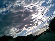 Nebe se mračí