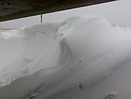 Sněhová závěj