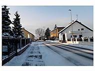 Procházka zimní ulicí