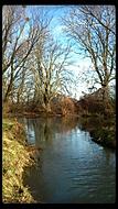 rybniční strouha do Mlýnského potoka