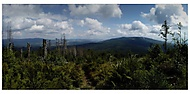 Šumavské panorama...