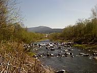 údolí řeky Morávky