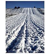 Snežná skoro jarná