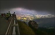 Liberec pod mrakem