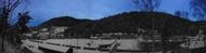 Pokus o zimní panorama