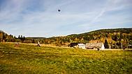 Podzimní vesnická idylka