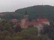 Sázavský klášter...
