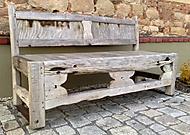 lavičková z odpolední procházky