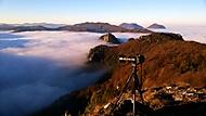 Ráno v Sulovských skalách